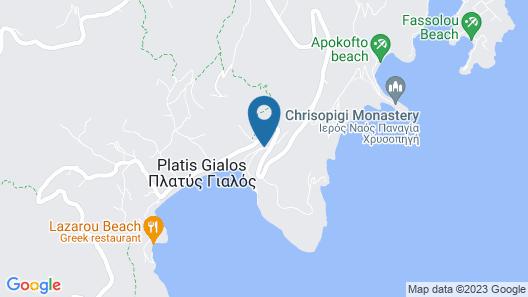 Niriedes Hotel Map