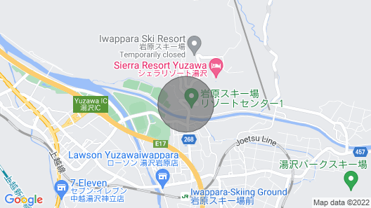 Japanesestyle Room 8 Tatami Mats or Japanesewest / Minamiuonuma-gun Niigata Map