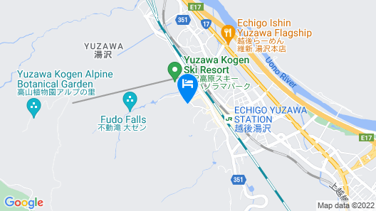 Hotel Futaba Map