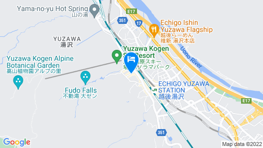 Yuzawa Condo Map