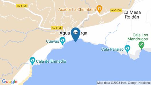 Cortijo La Joya de Cabo de Gata - Cala Enmedio Map