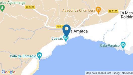 Hotel Las Calas Map