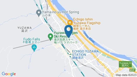 Purpose Resort Echigo Yuzawa「KURA」 Map
