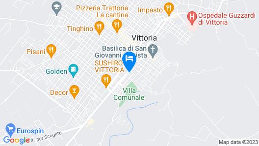 B&B San Francesco di Paola Map