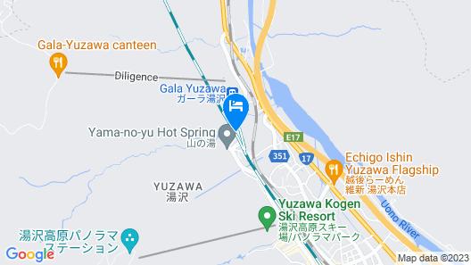 TAKAHAN Map