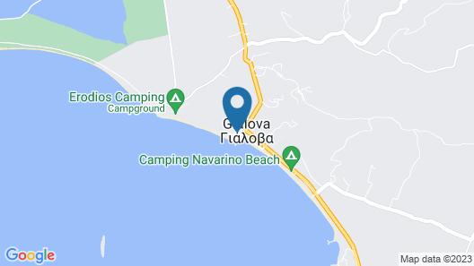 Zoe Seaside Resort Map