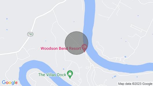 Woodsonbend Extremely Large, Luxury Condo With 1 Bedroom & 1 Full Bath, Sleeps 6 Map