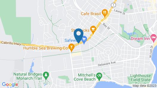 Mission Inn Map
