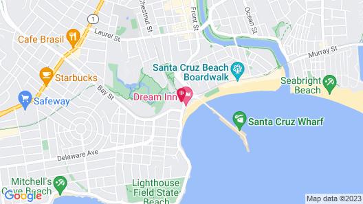 Seaway Inn Map