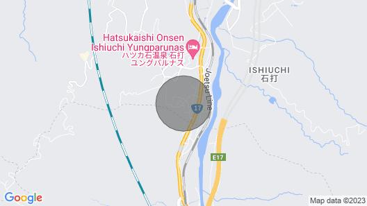 Yuzawa Onsen Lodge 1min to Lift House A Map