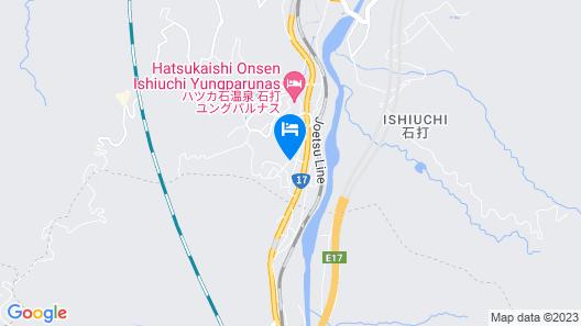 Sports Plaza Hakuto Map