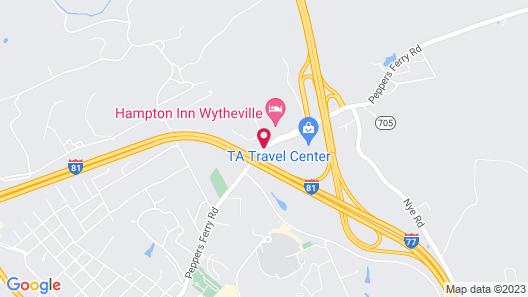 Fairfield Inn & Suites by Marriott Map