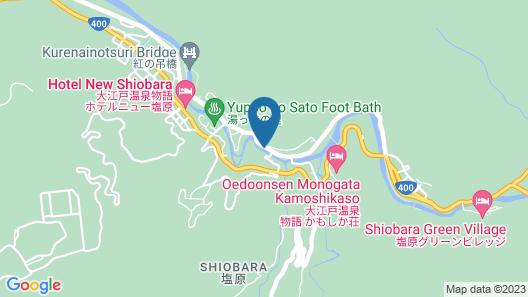 Yunohanaso Map