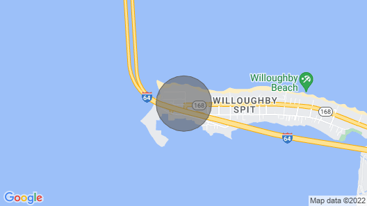 Willoughby Beach - Suite A Map