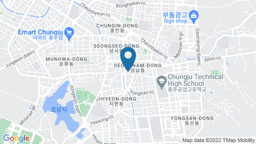 Apple Hotel Map