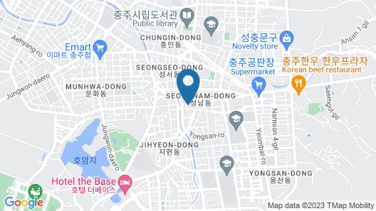 Chungju Apple Map