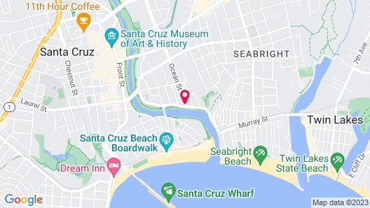 Ocean Gate Inn Map