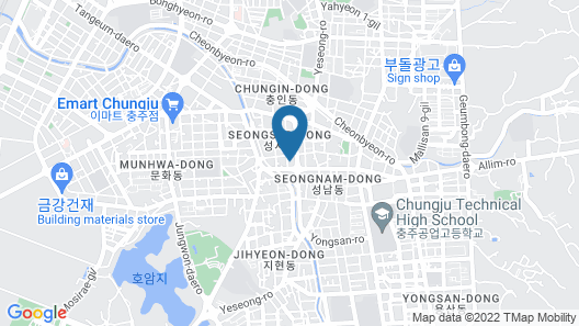 Chungju The Byeol Map
