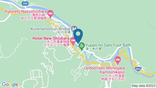 Tokiwa Hotel Map