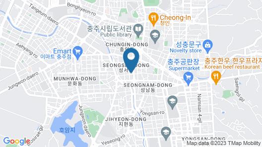 Chungju Inus Map