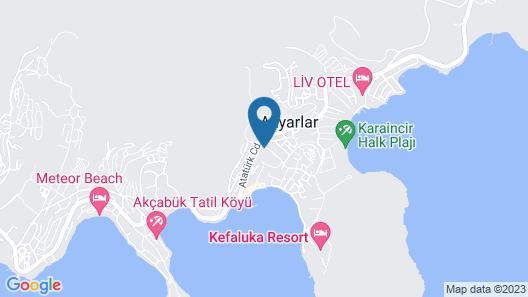 Sentido Bellazure Map