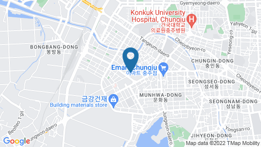 Chungju Plus Map