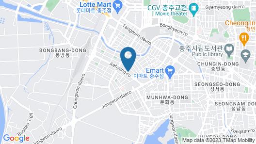 Chungju Romance Map