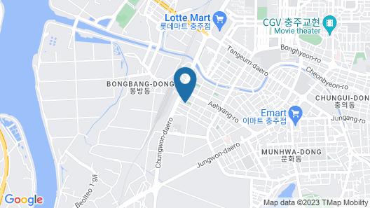 Chungju G Map