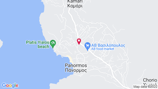 Elies Villa Map