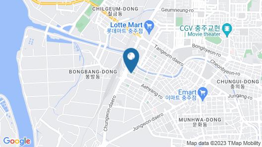 Chungju Lexy Map