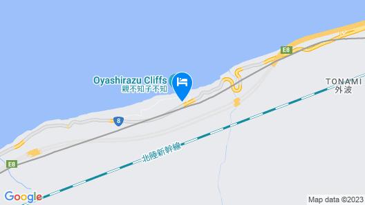 Oyashirazu Kanko Hotel Map