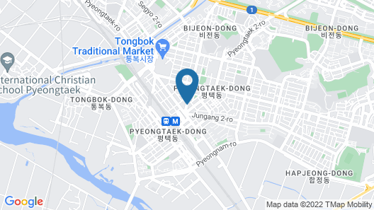 Pyeongtaek Stay Hotel Map
