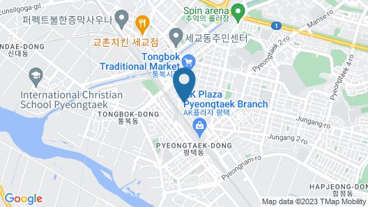 Pyeongtaek Herb Map