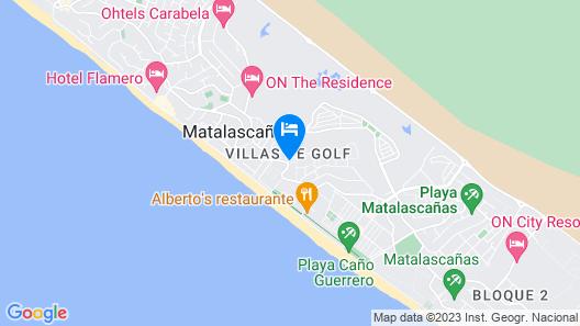 On Family Playa de Doñana Map
