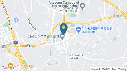 Daon Stay Map