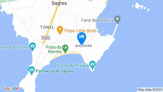 Pontalaia Apartamentos Turisticos Map