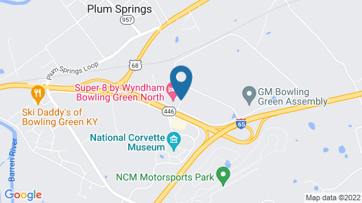 The Hotel Sync Map