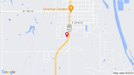 Baxter Inn Map