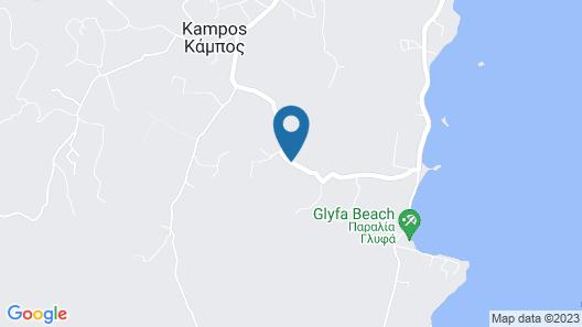 Villa Armelina Map