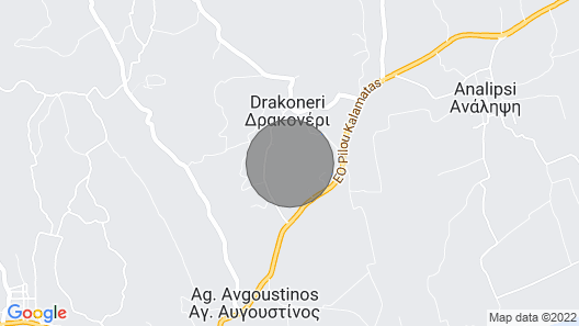 Drakoneri Messini: House / Villa - Drakoneri Messini Map