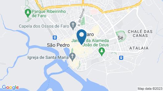 3HB Faro Map