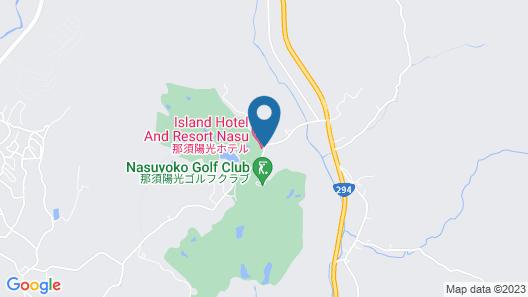Nasu Sunlight Hotel Map
