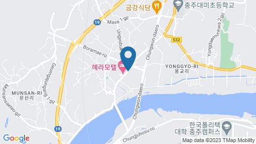Raemian Map