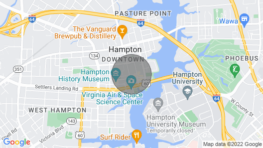 Historic Building, Private Apartment ON TOP Floor Map