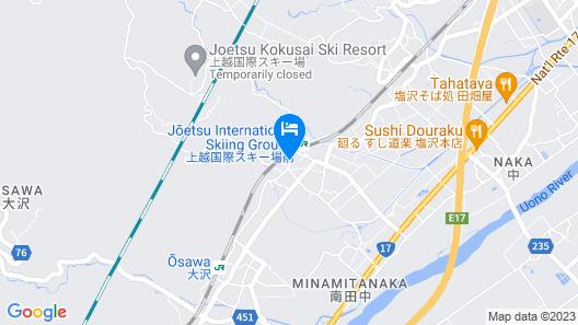 Petit House Hiromi Map