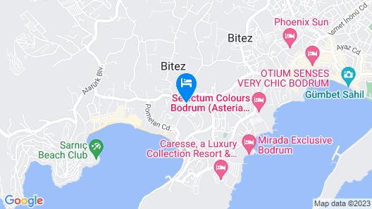 Paloma Family Club Map