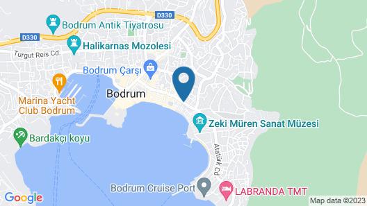 Hotel İstanköy Map