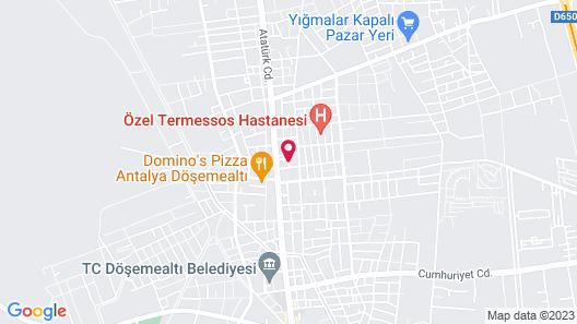 İpek Hotel Map