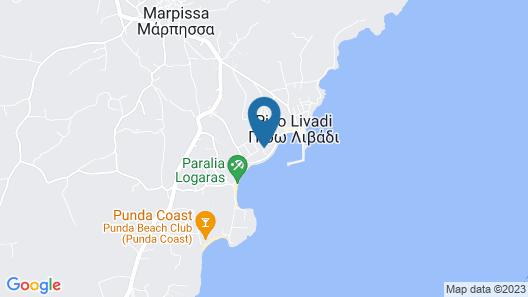 Arkas Inn Map
