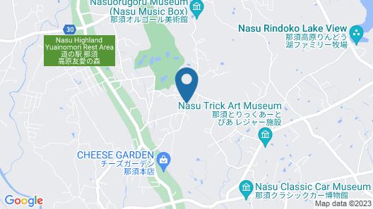 Family Lodge Hatagoya Nasu Map
